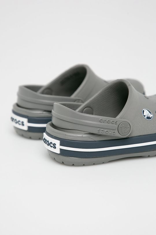 Crocs - Klapki dziecięce szary