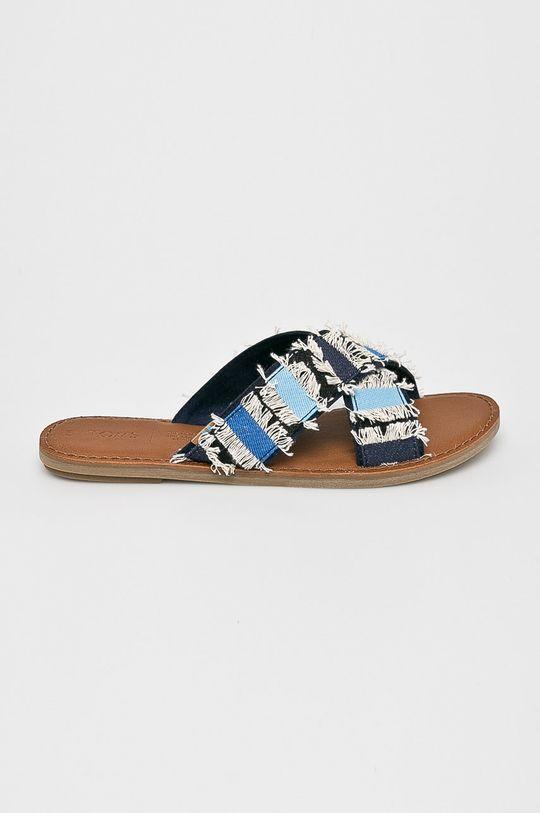 sötétkék Toms - Papucs cipő Viv Női