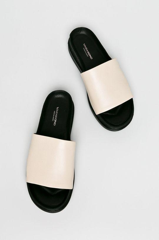 Vagabond - Papucs cipő Erin fehér