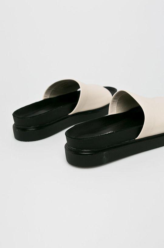 Vagabond - Papucs cipő Erin  Szár: természetes bőr Belseje: textil, természetes bőr Talp: szintetikus anyag
