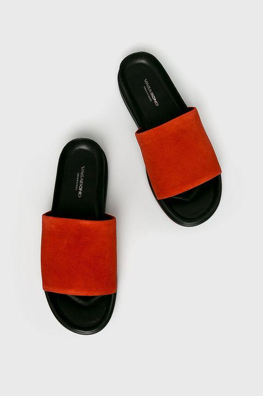 Vagabond - Papucs cipő Erin narancssárga