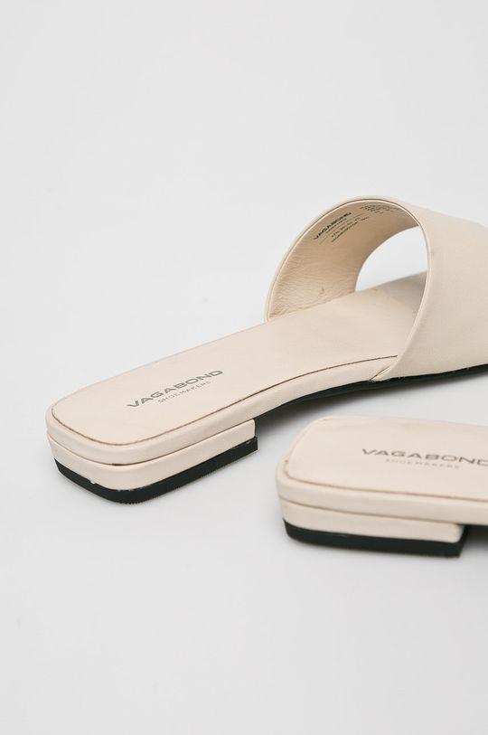 Vagabond - Papucs cipő Becky  Szár: természetes bőr Belseje: természetes bőr Talp: szintetikus anyag