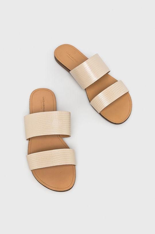 Vagabond - Papucs cipő Tia fehér
