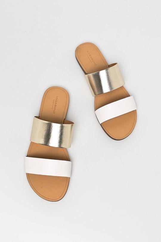 Vagabond - Papucs cipő Tia arany