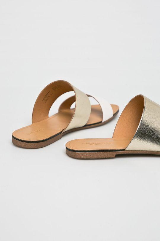 Vagabond - Papucs cipő Tia  Szár: természetes bőr Belseje: természetes bőr Talp: szintetikus anyag