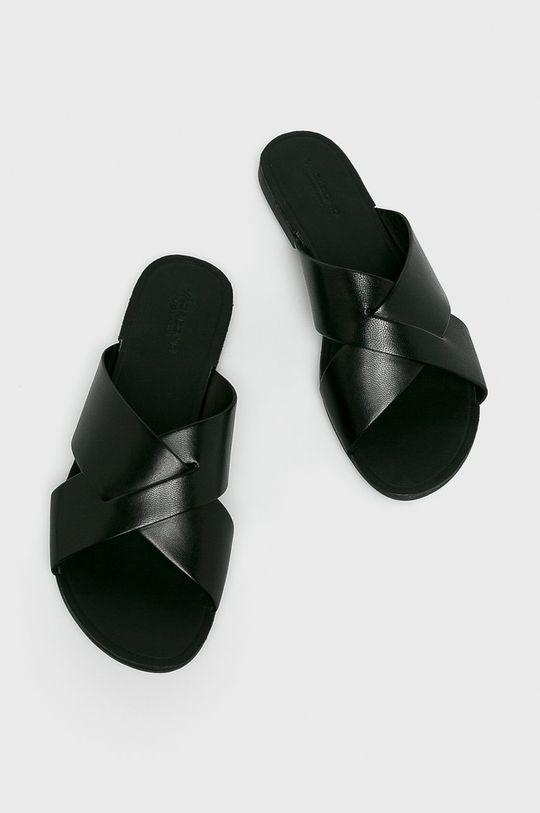 Vagabond - Pantofle Tia černá