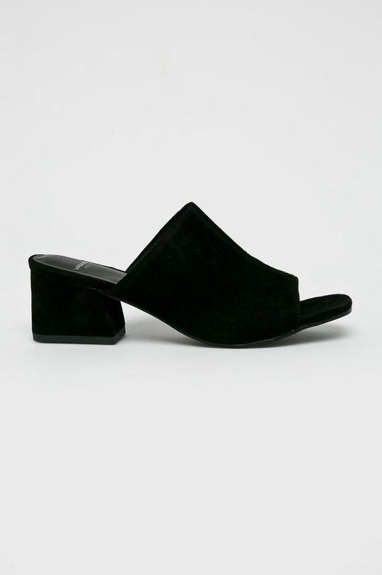 fekete Vagabond - Papucs cipő Elena Női