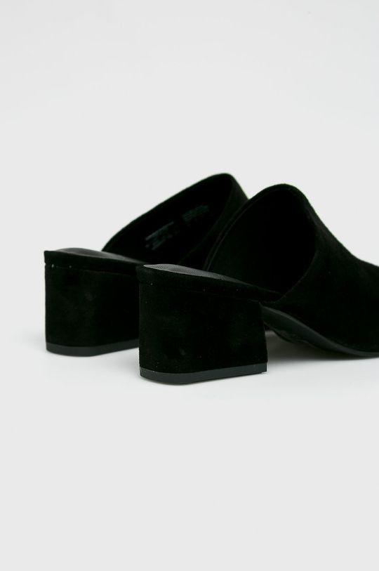 Vagabond - Papucs cipő Elena  Szár: természetes bőr Belseje: textil, természetes bőr Talp: szintetikus anyag