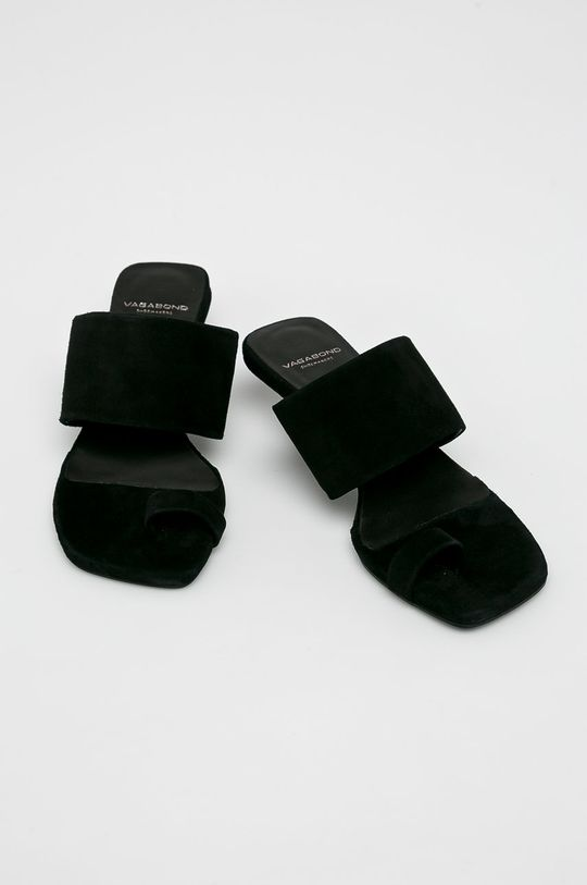 Vagabond - Papucs cipő Polly fekete