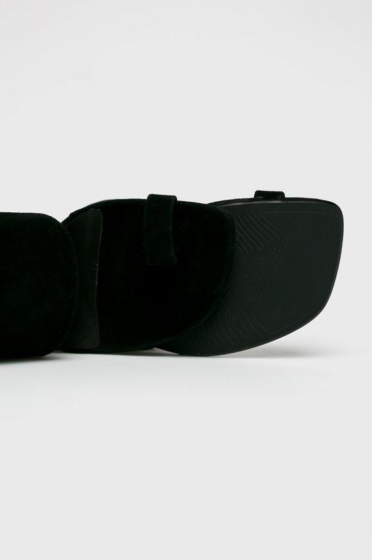 fekete Vagabond - Papucs cipő Polly