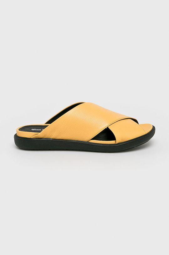 sárga Gino Rossi - Papucs cipő Ren Női