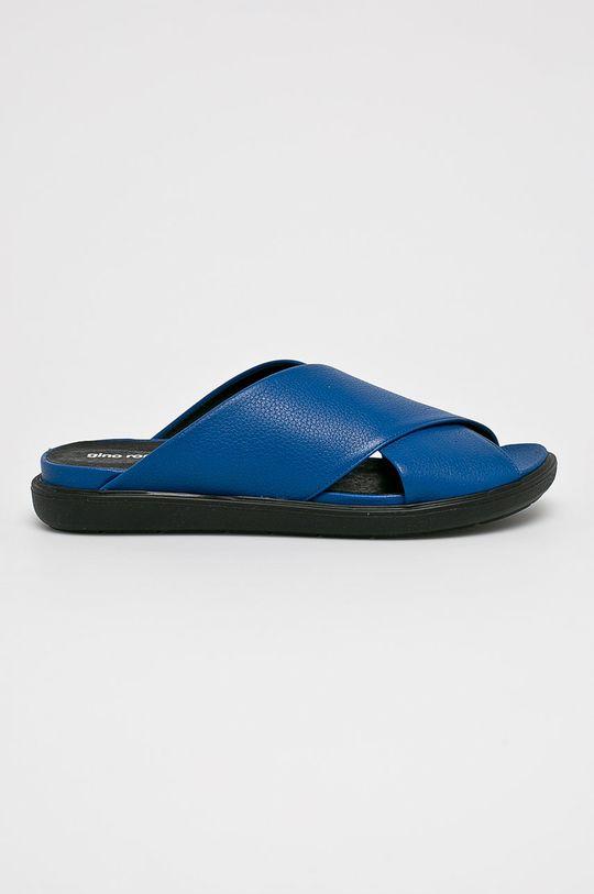 albastru Gino Rossi - Papuci Ren De femei