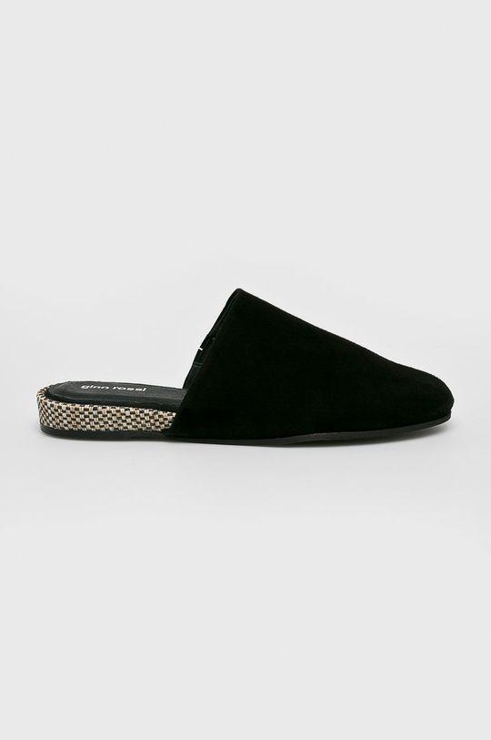 fekete Gino Rossi - Papucs cipő Juli Női