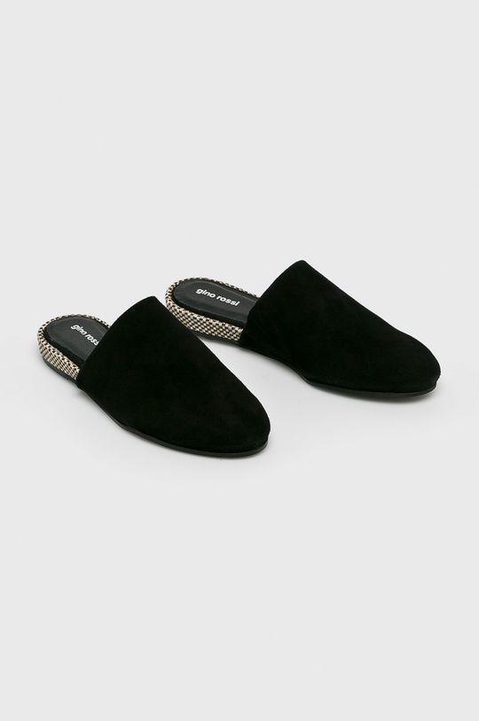 Gino Rossi - Papucs cipő Juli fekete