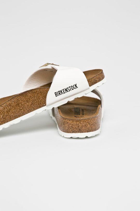 Birkenstock - Klapki Madrit Bs Cholewka: Materiał syntetyczny, Wnętrze: Skóra naturalna, Podeszwa: Materiał syntetyczny,