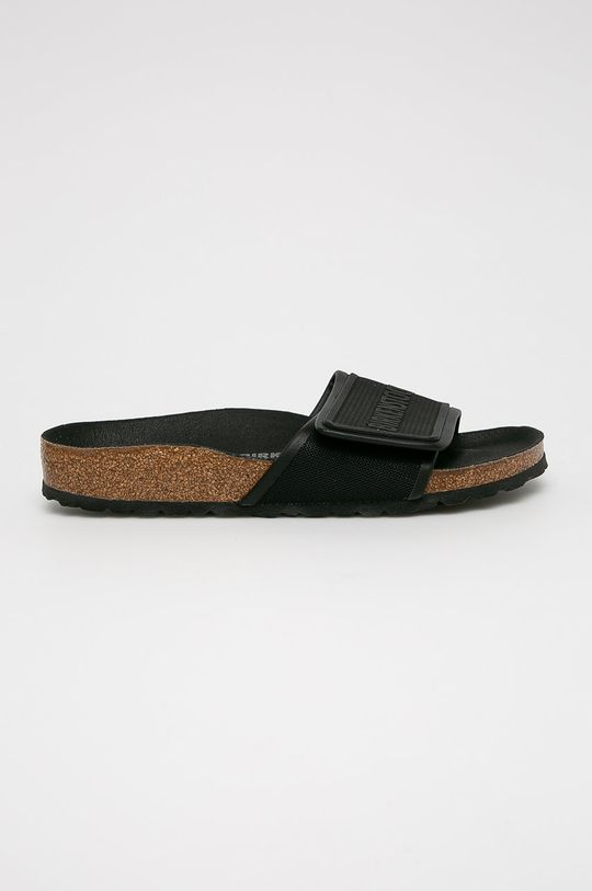 fekete Birkenstock - Papucs cipő Tema Női