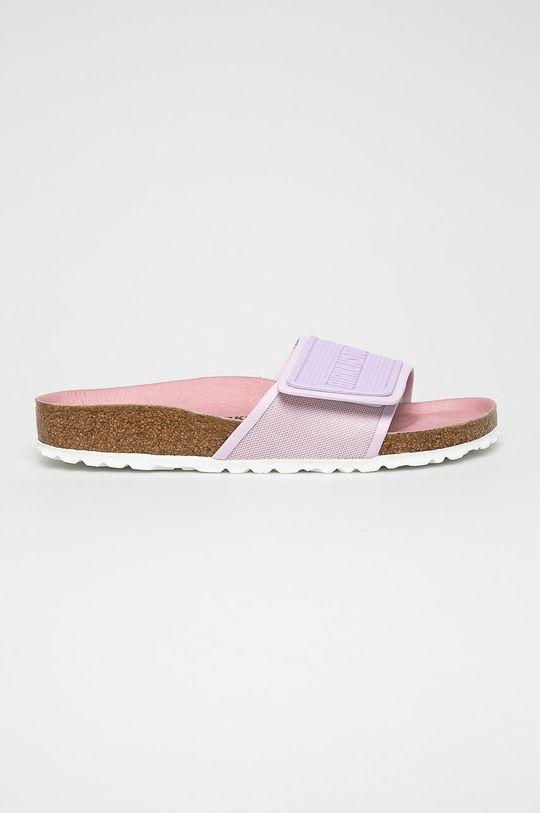rózsaszín Birkenstock - Papucs cipő Tema Női