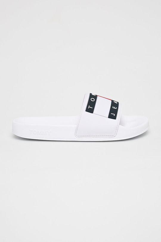 fehér Tommy Jeans - Papucs cipő Flag Pool Slide Női