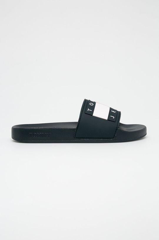 sötétkék Tommy Jeans - Papucs cipő Flag Pool Slide Női