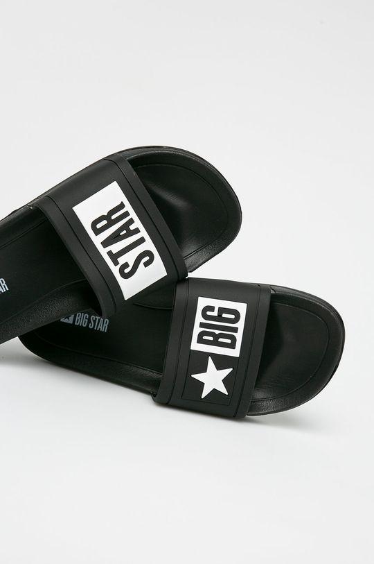 Big Star - Pantofle černá