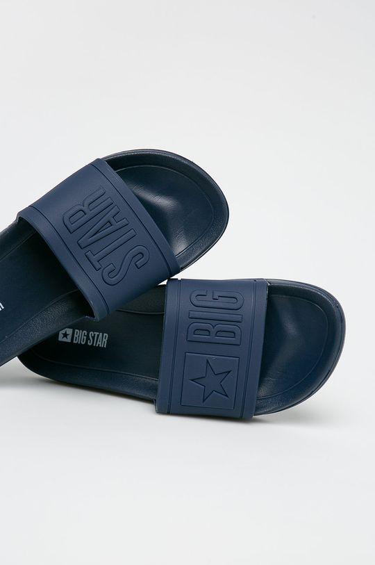 Big Star - Pantofle námořnická modř