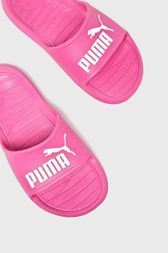 Puma - Papucs cipő Divecat v2 rózsaszín