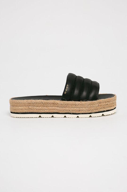 fekete Gant - Papucs cipő Cape Coral Női