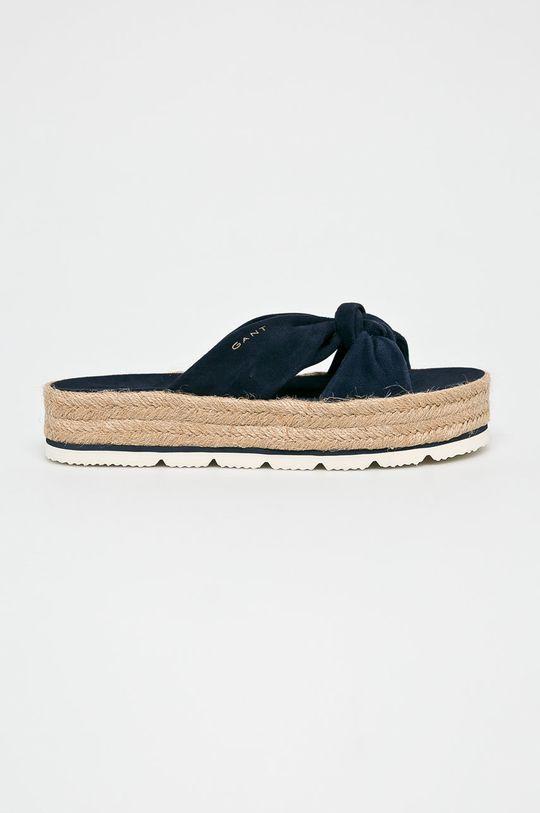 sötétkék Gant - Papucs cipő Cape Coral Női