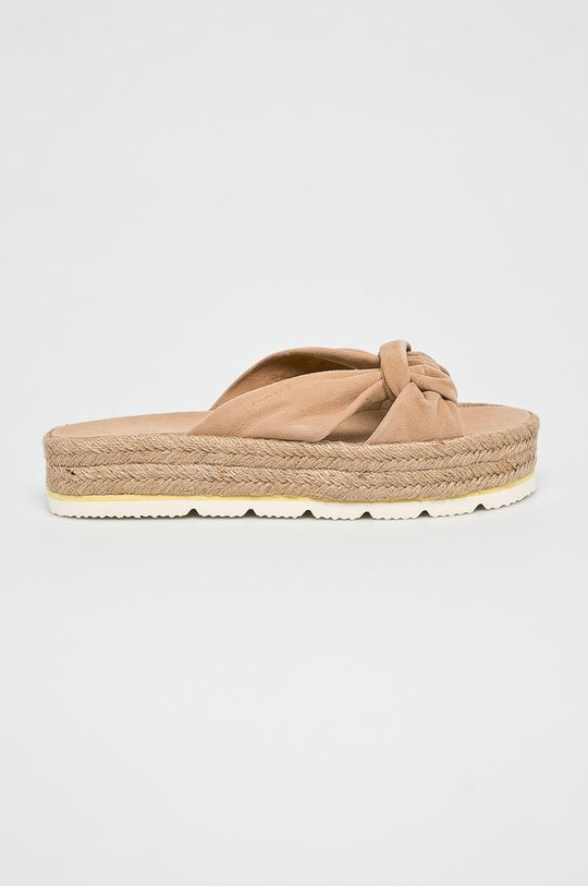 testszínű Gant - Papucs cipő Cape Coral Női