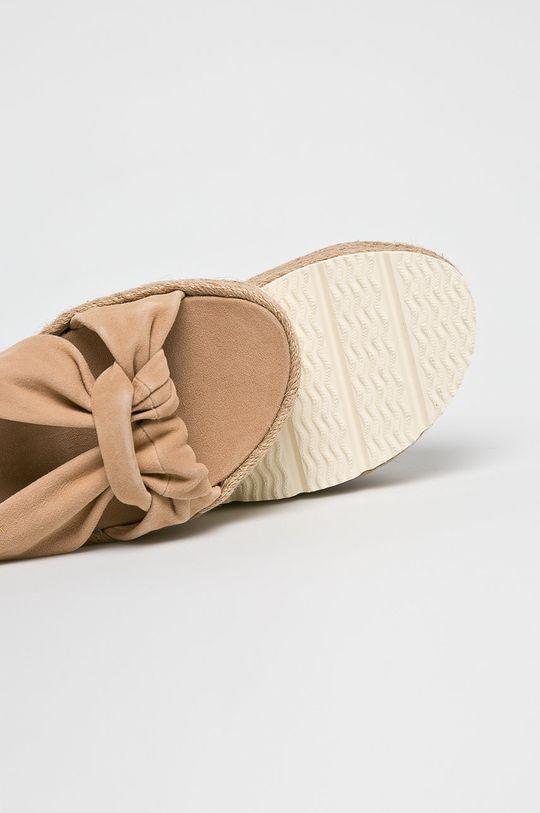 Gant - Papucs cipő Cape Coral  Szár: természetes bőr Belseje: természetes bőr Talp: szintetikus anyag