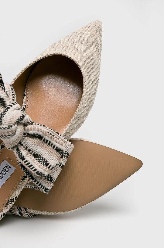 Steve Madden - Papucs cipő Emika testszínű