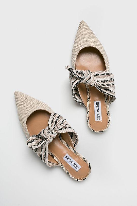 testszínű Steve Madden - Papucs cipő Emika