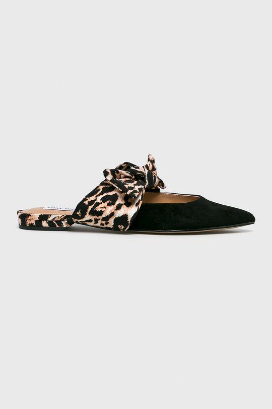 fekete Steve Madden - Papucs cipő Emika Női