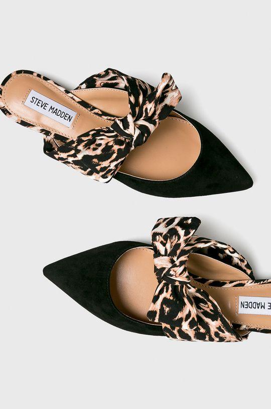 fekete Steve Madden - Papucs cipő Emika