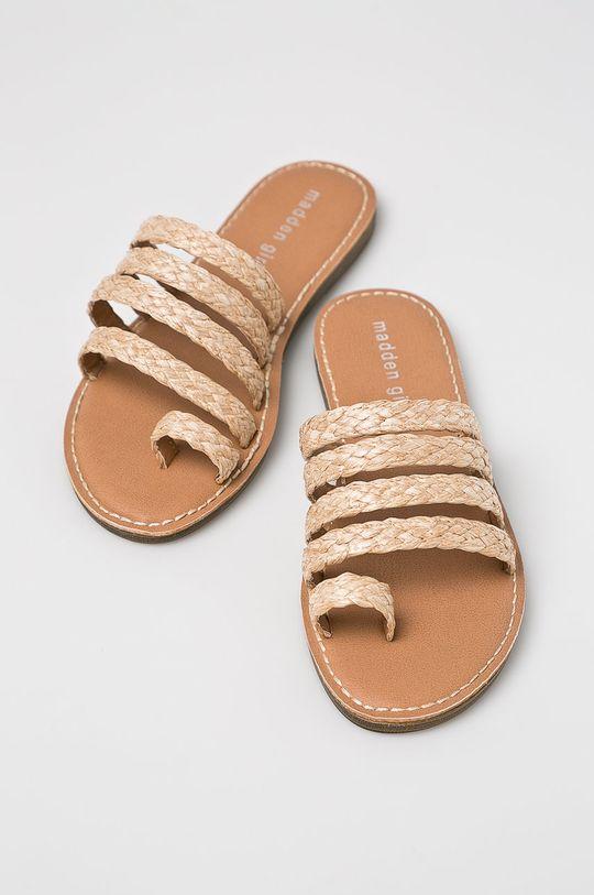 Steve Madden - Papuci culoarea tenului
