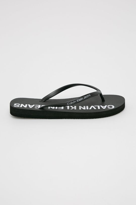 černá Calvin Klein Jeans - žabky Dámský