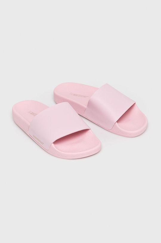 TheWhiteBrand - Papuci roz