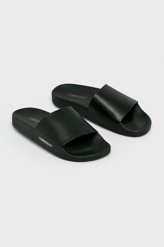 TheWhiteBrand - Papuci negru