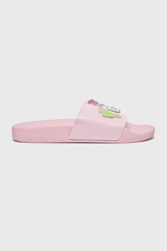 roz TheWhiteBrand - Papuci De femei