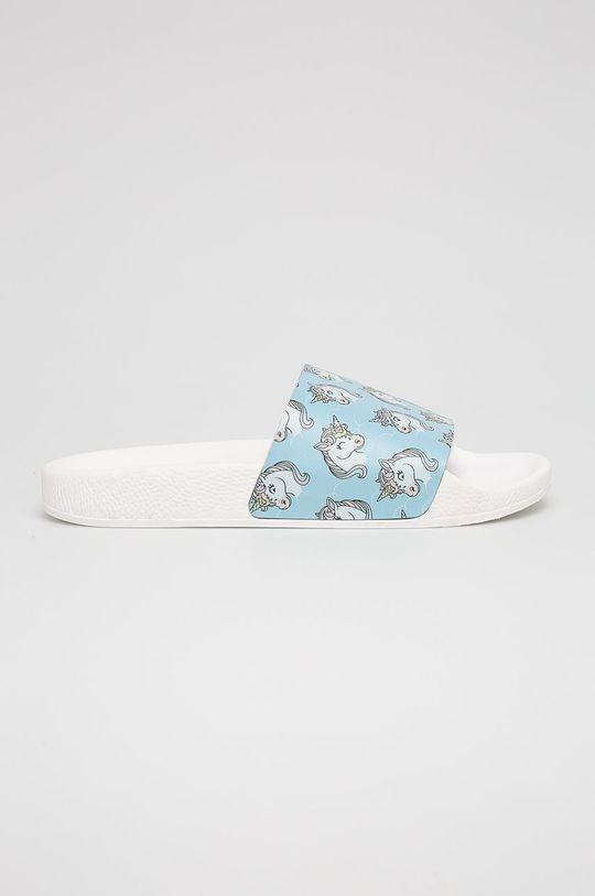 albastru TheWhiteBrand - Papuci De femei