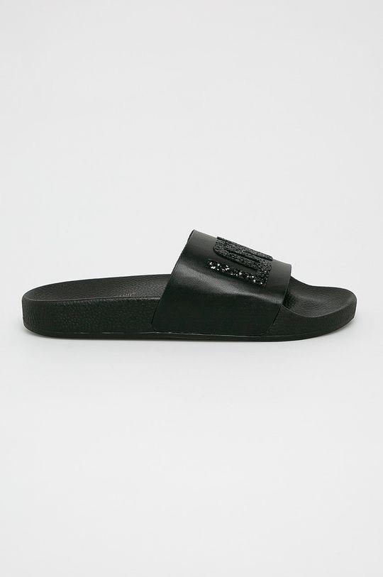 negru TheWhiteBrand - Papuci De femei
