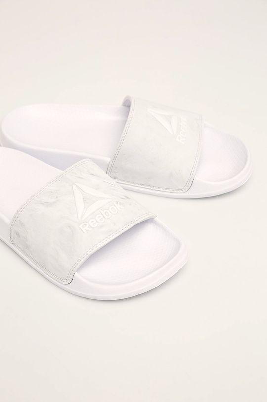 Reebok - Pantofle bílá