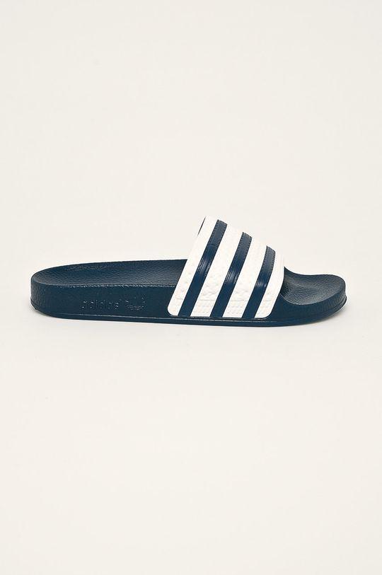 tmavomodrá adidas Originals - Šľapky Dámsky