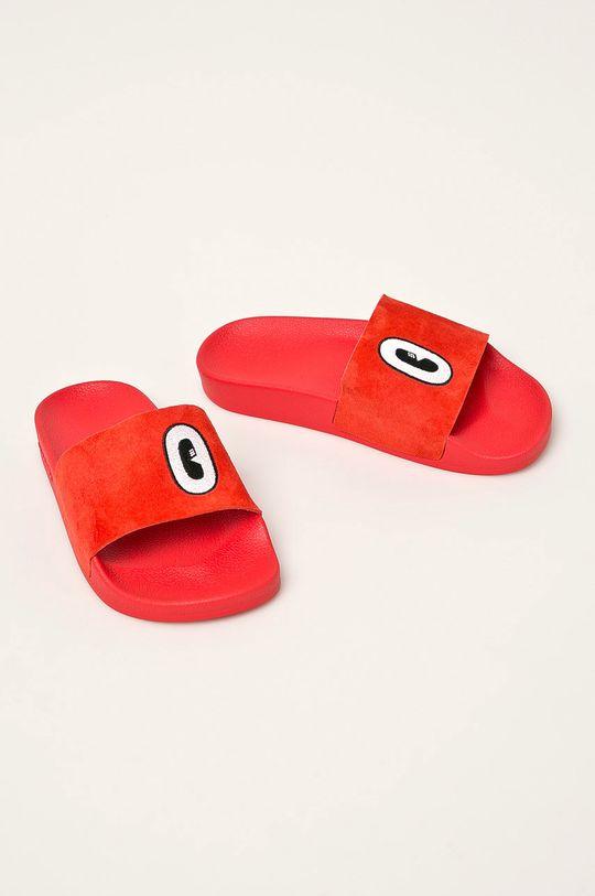 adidas Originals - Pantofle červená