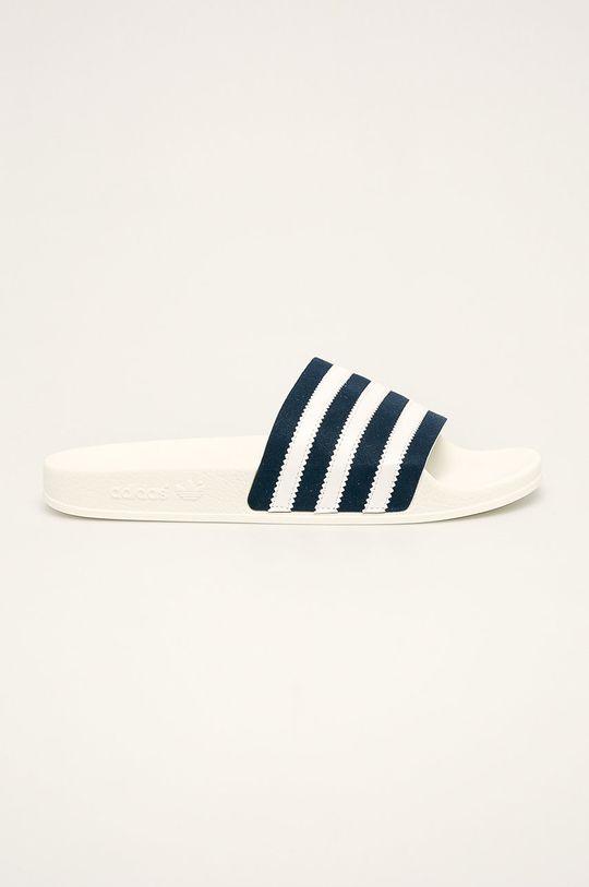 námořnická modř adidas Originals - Pantofle Dámský