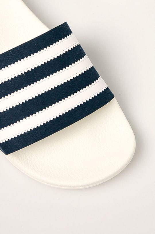 námořnická modř adidas Originals - Pantofle