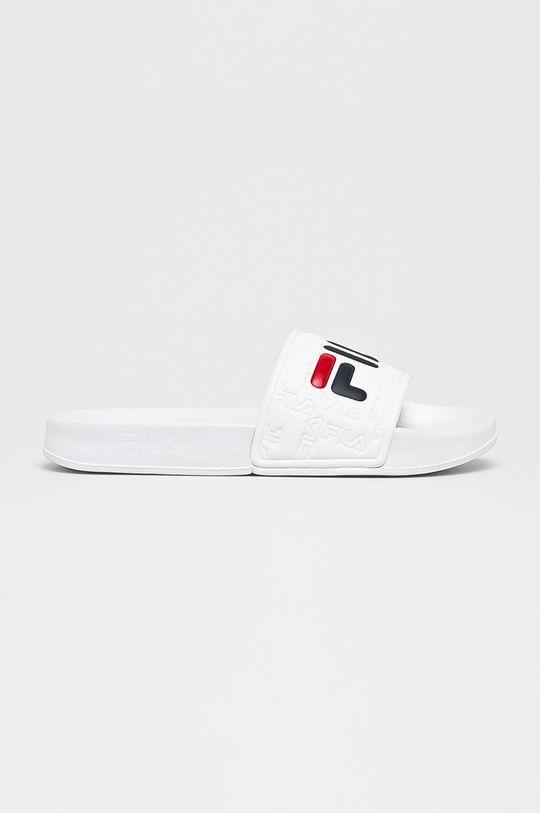 fehér Fila - Papucs cipő Boardwalk Slipper Női