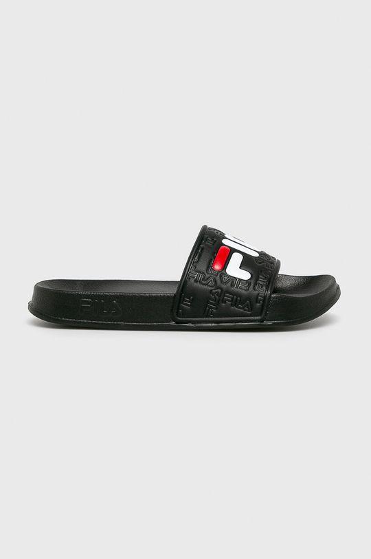 fekete Fila - Papucs cipő Boardwalk Slipper Női
