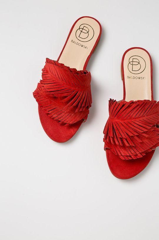 Baldowski - Papuci rosu