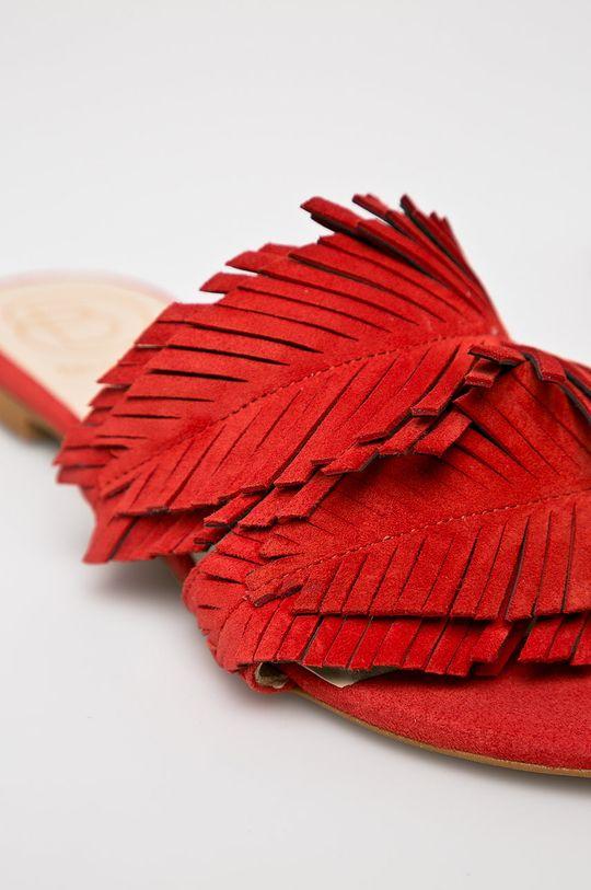 Baldowski - Papuci Gamba: Piele naturala Interiorul: Piele naturala Talpa: Material sintetic